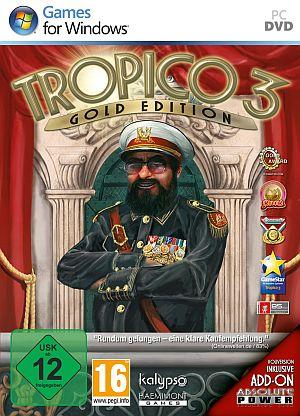 Kalypso veröffentlicht TROPICO 3 GOLD EDITION