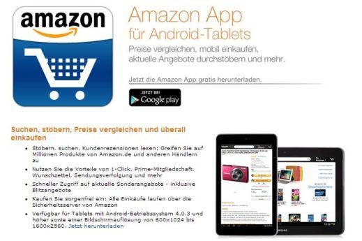 startet neue shopping app f r android tablets gentv. Black Bedroom Furniture Sets. Home Design Ideas