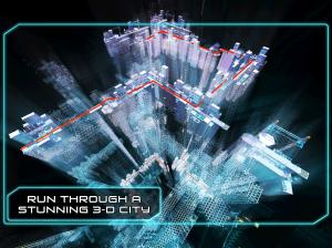 Screenshot - Run through a stunning 3-D city