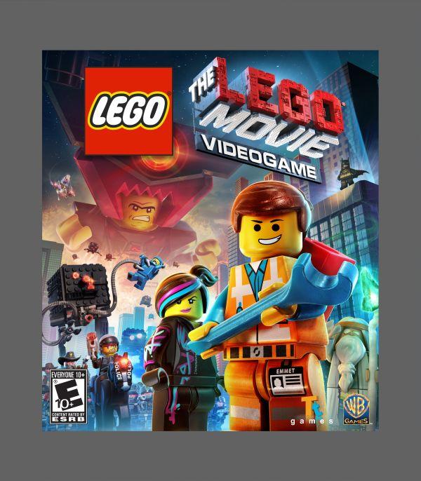 lego videogame artwork