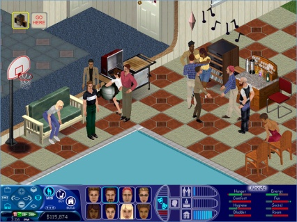 TheSims_party3