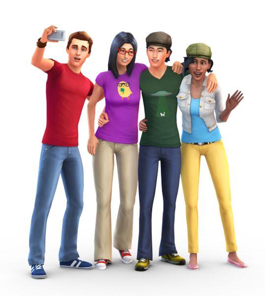 Die Sims 4 Erstelle Einen Sim Vorgestellt Gentv