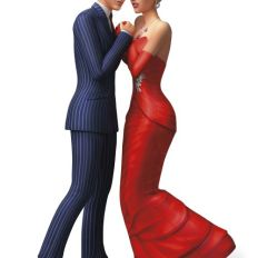 Die Sims 4 Chic ausgehen
