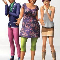Die Sims 4 Mädels