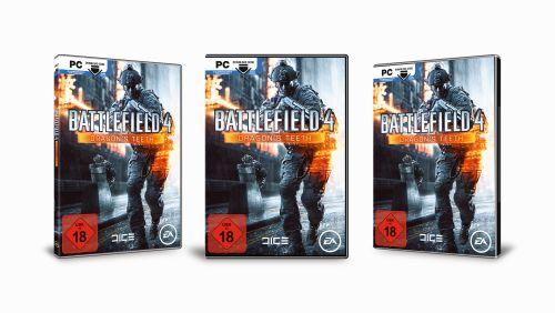 Battlefield 4 Dragonteeth