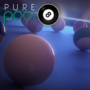 Pure Pool game icon_PS4