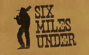 six miles under logo
