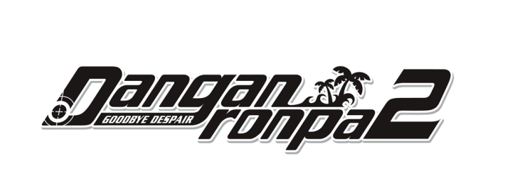 DANGANRONPA2 logo