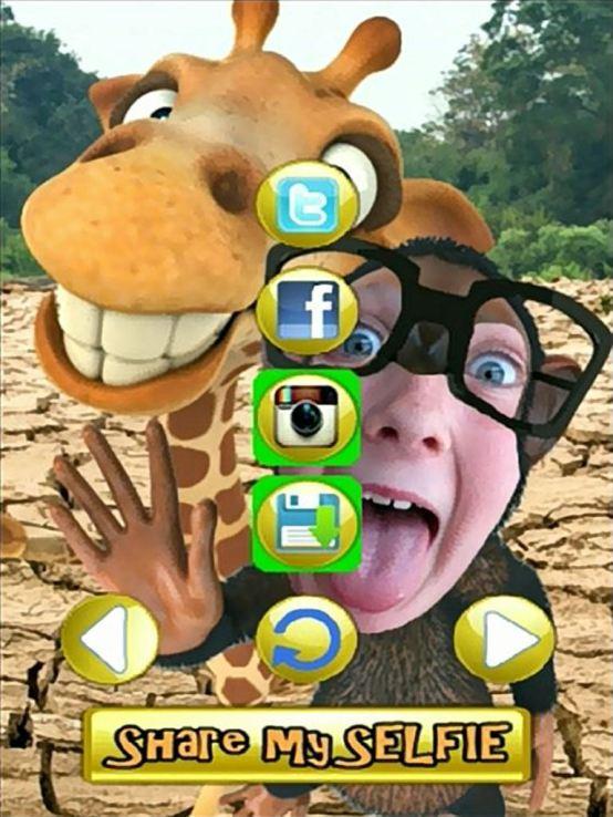 My Selfie Safari (iOS & Android) - 01