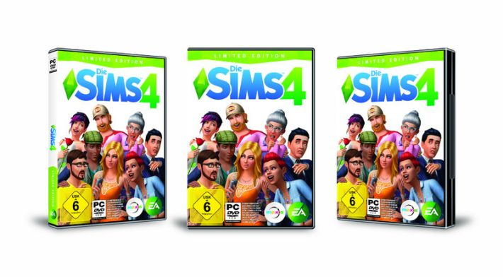 sims4 limited edition